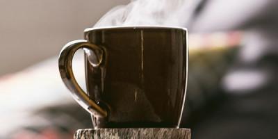кружка горячего чая