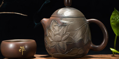 Чайник кружка китай