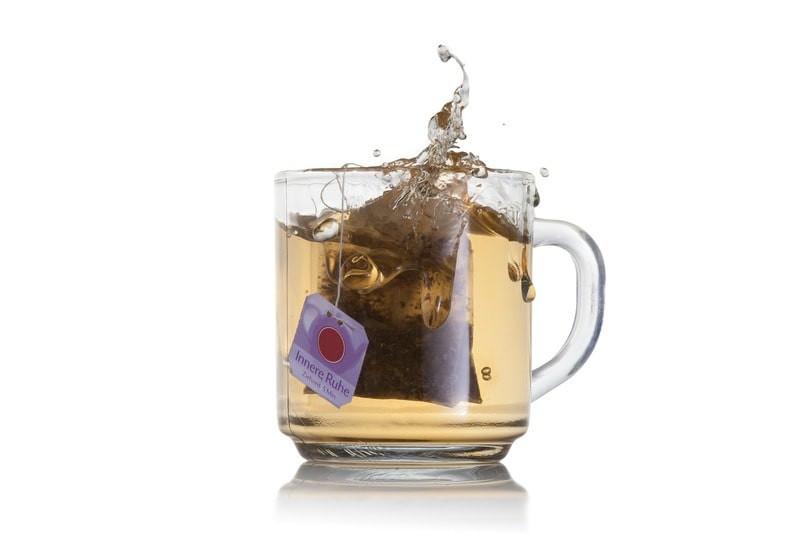 Травяной пакетированный чай в кружке
