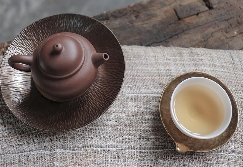 Китайский чайник кружка чая