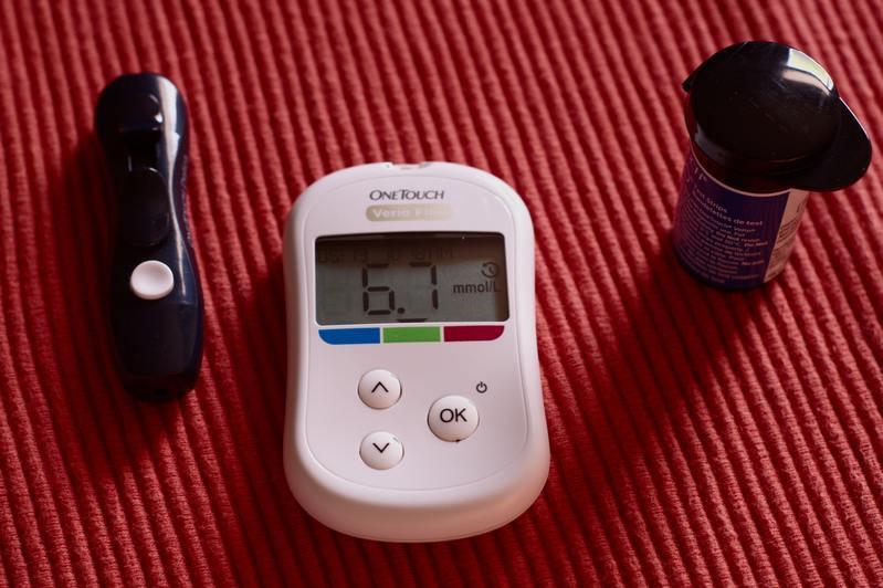 Измеритель сахара в крови
