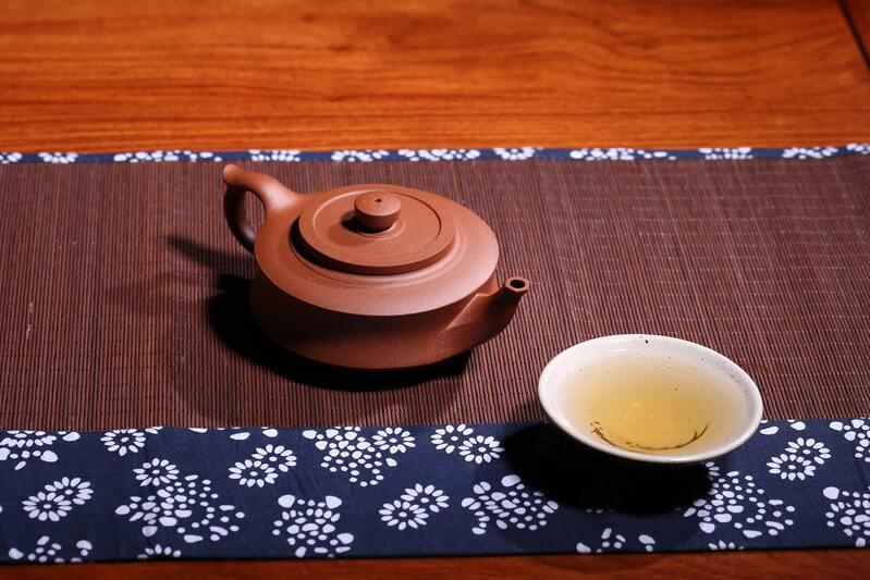 Китайские чайник и пиала