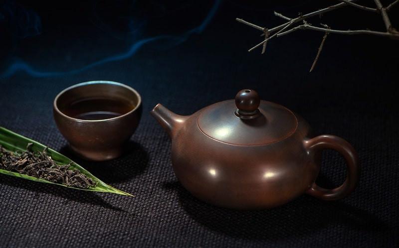Заварка кружка чайник