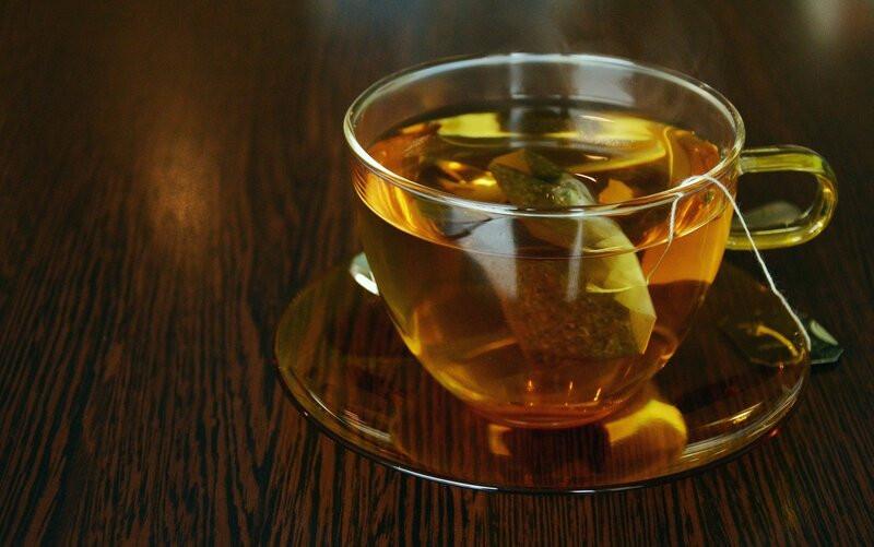 Кружка пакетированный чай