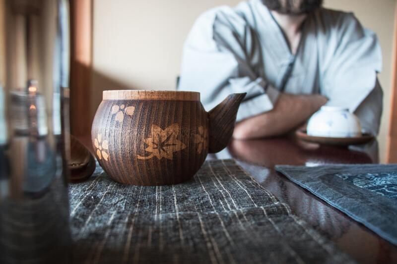 Китайский чайный мастер