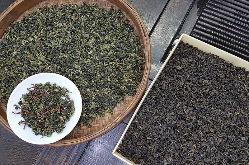 Зеленый черный чай отличия