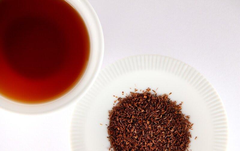 Красный чай заварка ройбуша