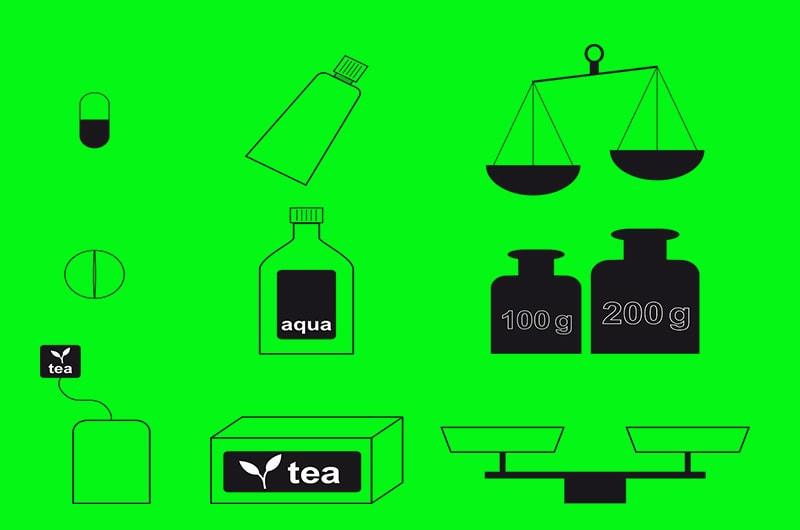 Схема производства пакетированного чая