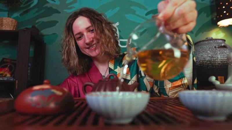 Мастер чайной гавани