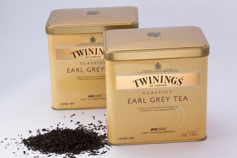 Чай упаковка эрл грей