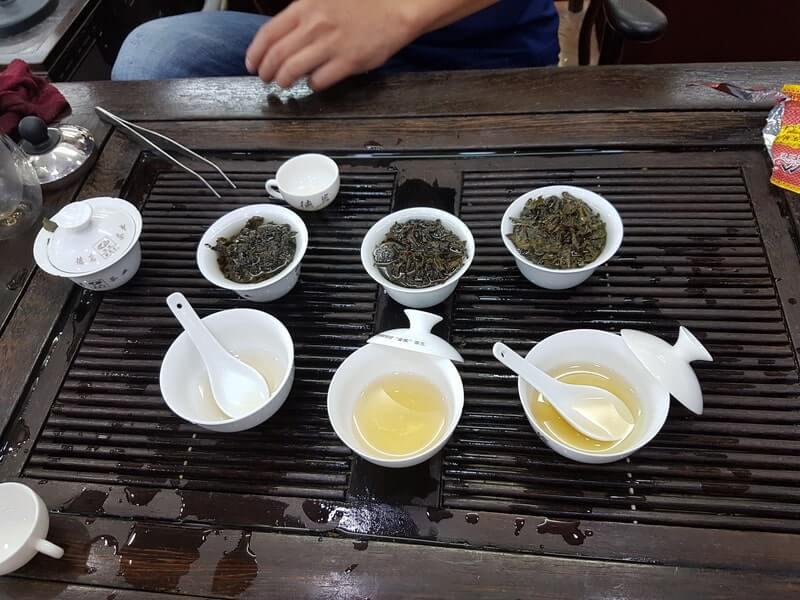 Зеленый чай заварник китайская посуда