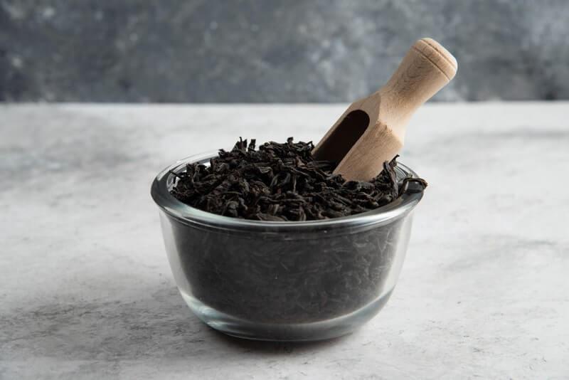 Стеклянная чашка чайная заварка