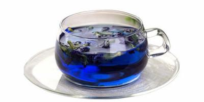 Синий чай Анчан