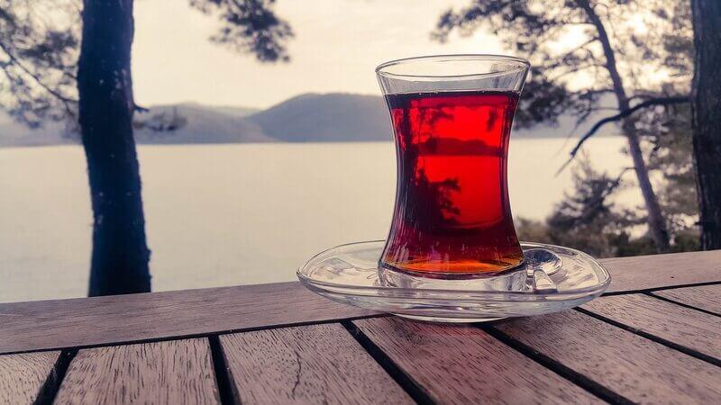 Черный турецкий чай