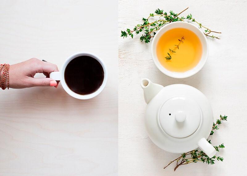 Кофе или чай