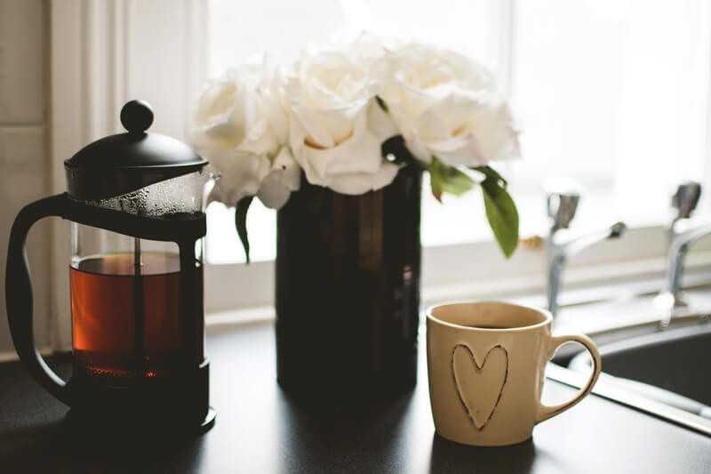 Заварник ваза кружка