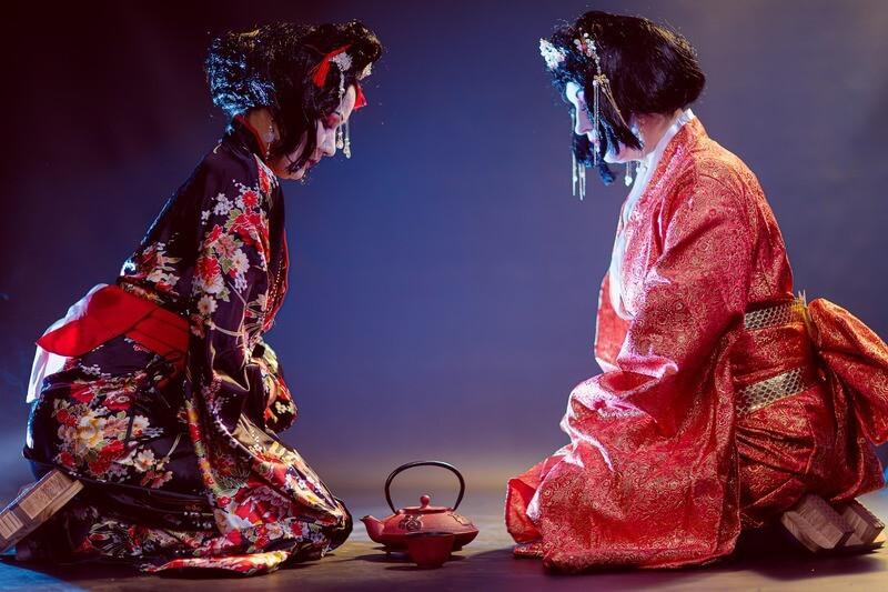 Япония чайная церемония