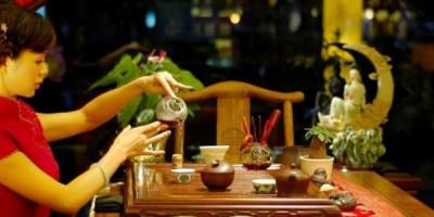 Китайская чайная церемония