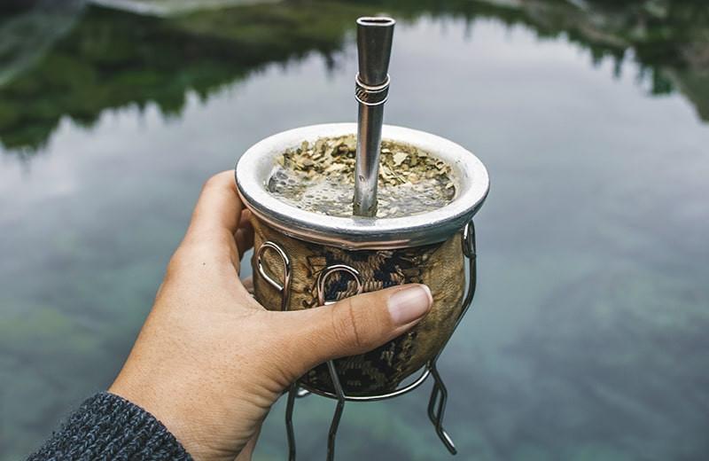 Озеро бамбилья мате