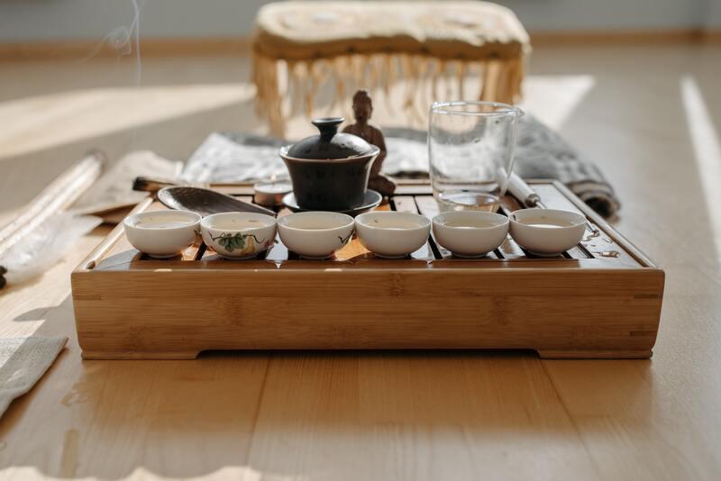 Набор чайной посуды