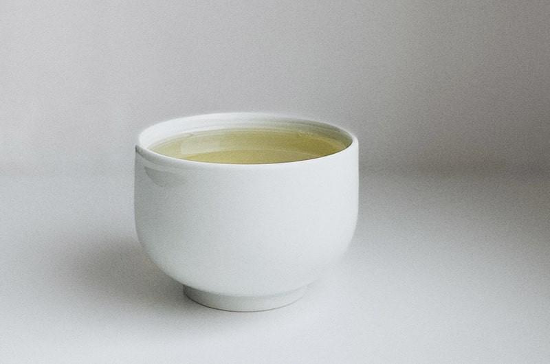 Чашка белого чая