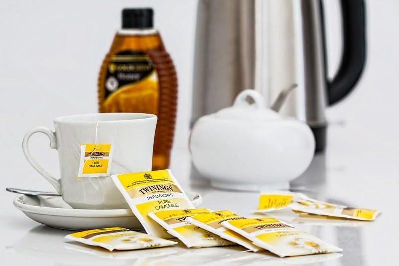 Пакетированный чай чайники