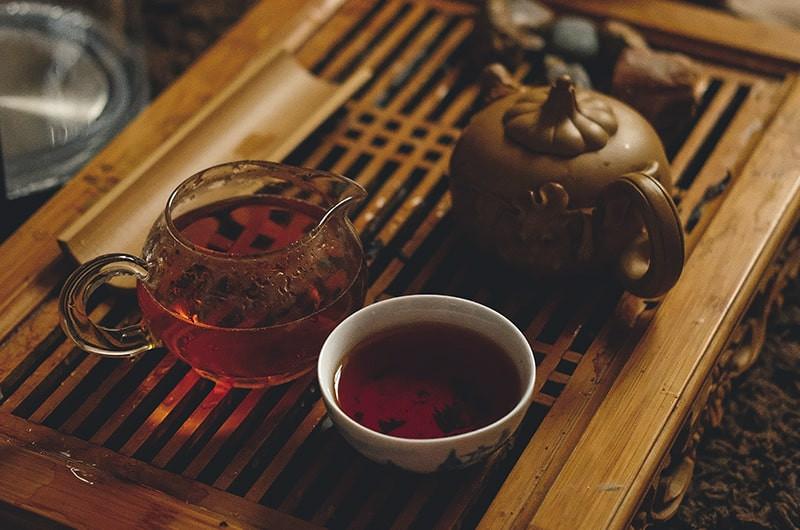 Чай китайская посуда