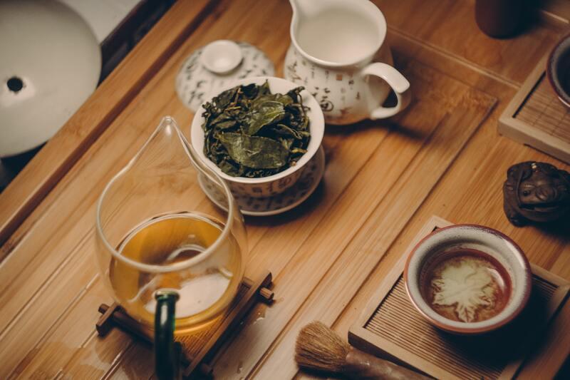 Кувшин заварка чайная посуда